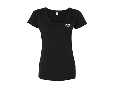 Live & Tell - Women's Jersey Scoop Neck T-Shirt